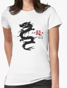 Crayon Pop Dragon T-shirt! Womens Fitted T-Shirt