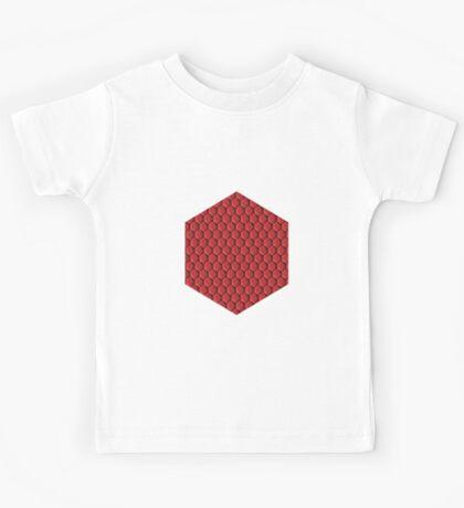 Precious ruby pattern Kids Tee
