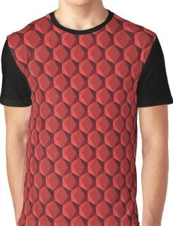 Precious ruby pattern Graphic T-Shirt