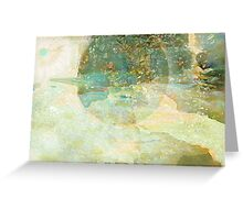 The Path to Eternity Greeting Card