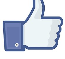 Facebook 'like' button by Xeph