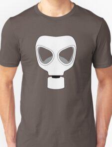 ZOMBIE APOCALYPSE GASMARK by Zombie Ghetto Unisex T-Shirt