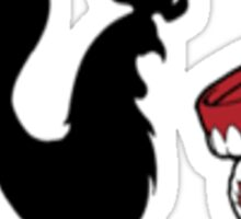 Rooster Teeth Sticker