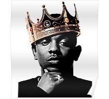King Lamar Poster