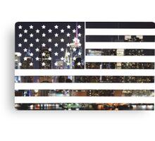 Flag Canvas Print