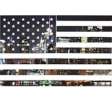 Flag Photographic Print