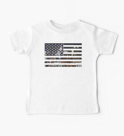 Flag Baby Tee