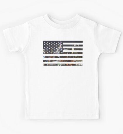 Flag Kids Tee