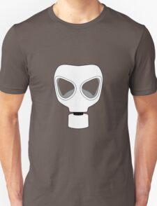 ZOMBIE APOCALYPSE GASMARK by Zombie Ghetto T-Shirt