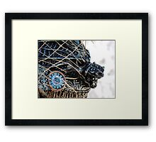 ©AS Chasing Dragons IIATS Framed Print