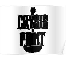 Crysis Point Logo Poster