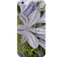 floral cluster iPhone Case/Skin
