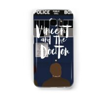 Vincent and the Doctor Samsung Galaxy Case/Skin