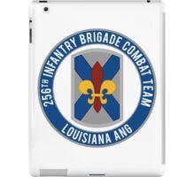 256th Infantry LA ANG iPad Case/Skin