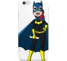 Barbara (Classic Black) iPhone Case/Skin