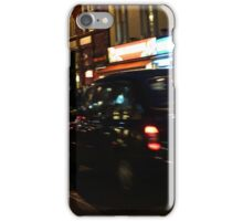 London's Glittering West End iPhone Case/Skin