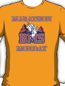BMS Marathon Monday T-Shirt