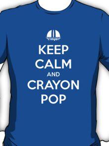 Keep Calm and Crayon Pop! T-Shirt