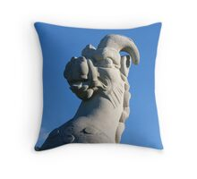 The Yale of Beaufort Throw Pillow