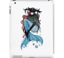 Mia mermaid iPad Case/Skin