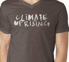 Climate Uprising Mens V-Neck T-Shirt