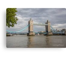 Tower Bridge - London Canvas Print