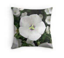 Pale Purples Throw Pillow