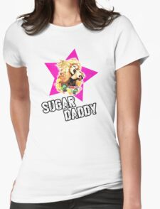 Hedwig Sugar Daddy Candy Tee Womens Fitted T-Shirt