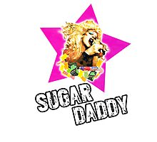 Hedwig Sugar Daddy Candy Tee by markdwaldron