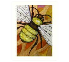 Flight of the Bumblebee IV Art Print