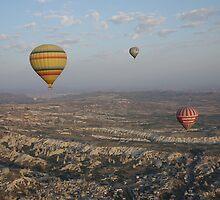 Cappadocia Ballooning (III) by danieldemellis