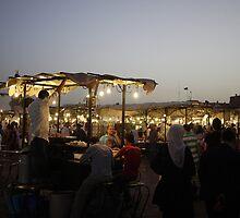 Marrakech Markets by danieldemellis