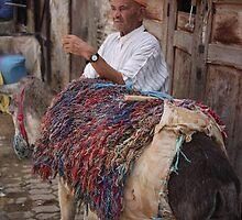 Streets of Fez by danieldemellis