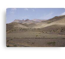 Rural Morocco Canvas Print