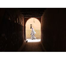 Laneways of Marrakech Photographic Print