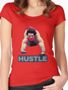 Charlie Hustle Women's Fitted Scoop T-Shirt