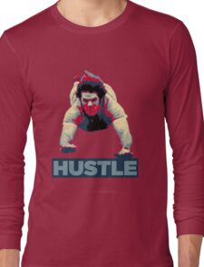 Charlie Hustle Long Sleeve T-Shirt