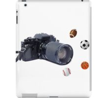 Sports Picture iPad Case/Skin