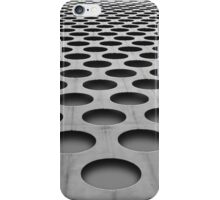 Perforated Concrete iPhone Case/Skin