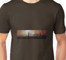 bates colliery night-time Unisex T-Shirt