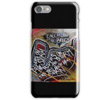 Luke Donnelly Album iPhone Case/Skin