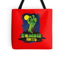 ZOMBIE GHETTO OFFICIAL LOGO DESIGN Tote Bag