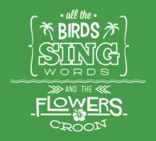 Enchanted Tiki Room - shirt by tonysimonetta