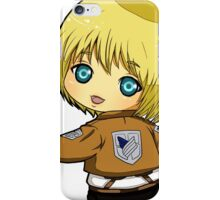 Chibi Armin iPhone Case/Skin