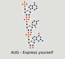 Express Yourself with AUG Unisex T-Shirt