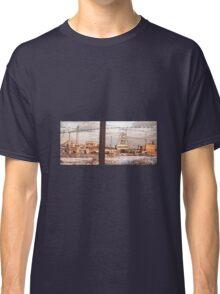 bates colliery (snow) Classic T-Shirt