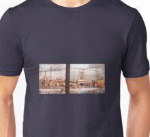 bates colliery (snow) Unisex T-Shirt