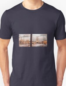 bates colliery (snow) T-Shirt