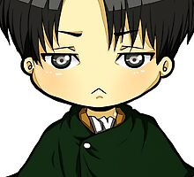 Chibi Levi by EndouHemel