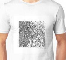 LINE : Optical Zoom Unisex T-Shirt